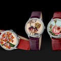 Vacheron Constantin unveils three new models from its Métiers d'Art Florilège collection
