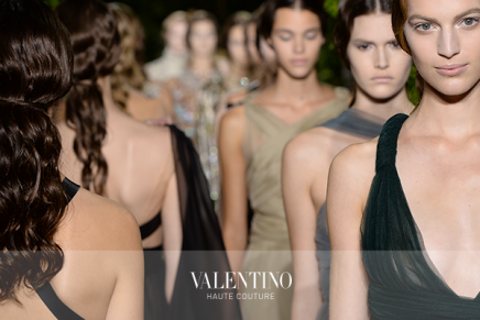 Haute Couture insights with Valentino and Victoria & Albert Museum