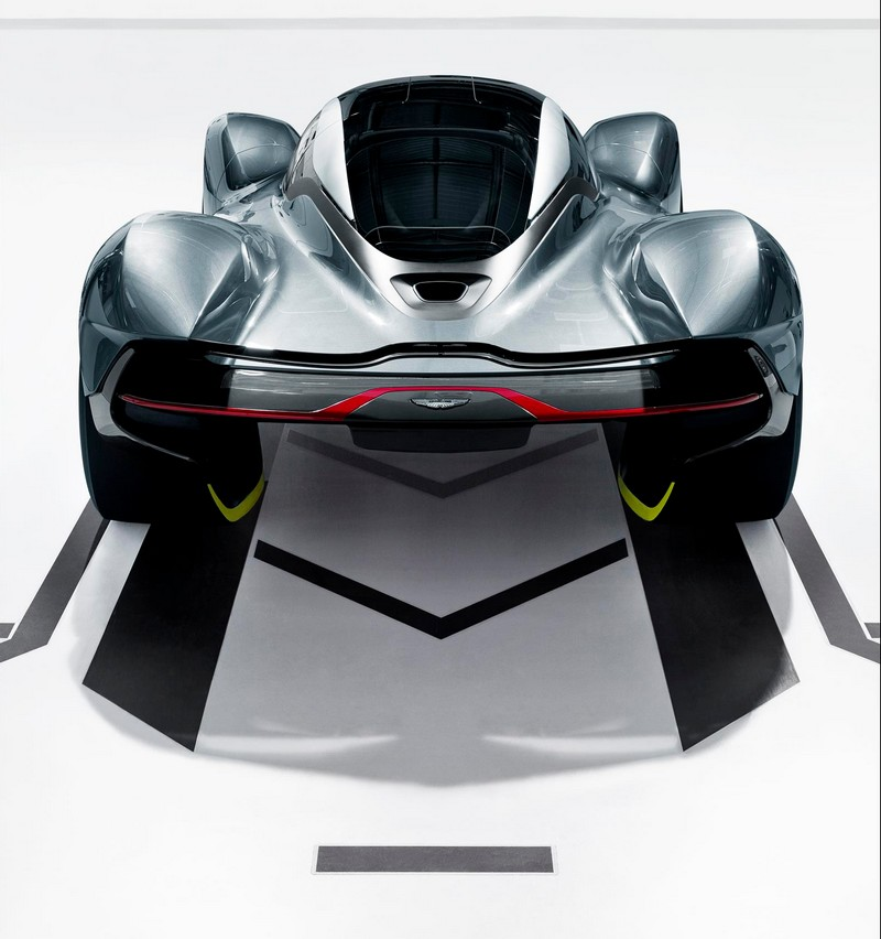 Valkyrie is not only the ultimate Aston Martin, but the ultimate expression of hypercar design-