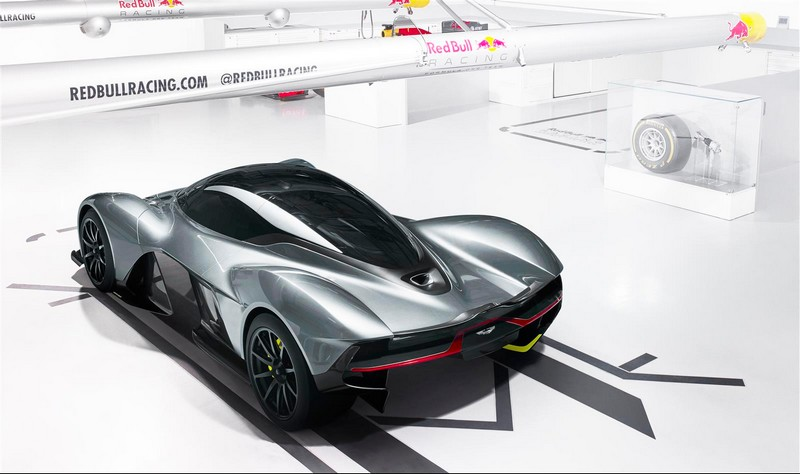 Valkyrie is not only the ultimate Aston Martin, but the ultimate expression of hypercar design