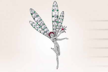 Van Cleef & Arpels' beloved clip – The stylish and elegant piece in a special exhibition