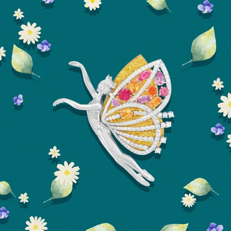 Van Cleef & Arpels' beloved fairies-