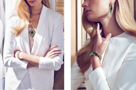 Fine jewellery: Van Cleef & Arpels Bouton d'or