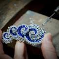 Van Cleef & Arpels -The Vagues Mystérieuses clip - Seven Seas High Jewelry collection-