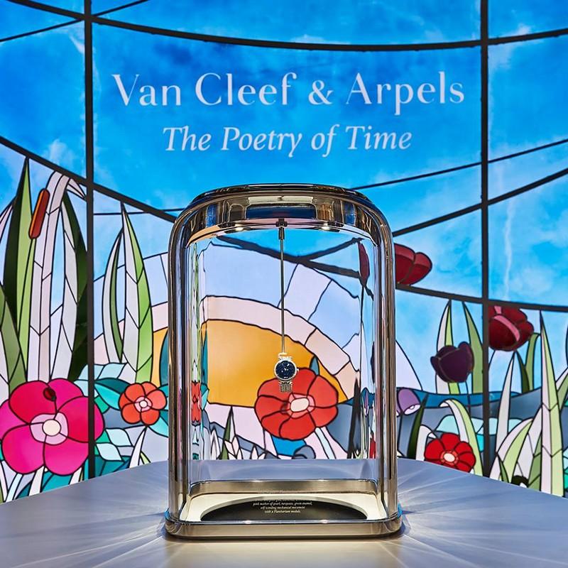 Van Cleef & Arpels at SIHH 2018-
