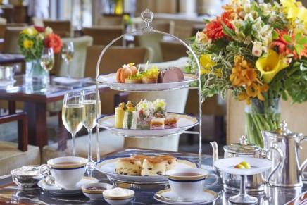 Nature-inspired Afternoon Tea by Van Cleef & Arpels