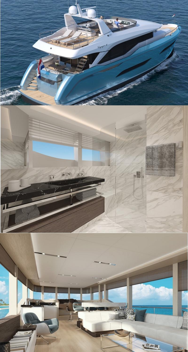 Van Den Hoven VOYAGER 61 yacht 2019