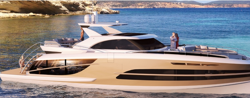 Van der Valk beachclub line is to offer an unprecedented feeling of space and far more space in reality-