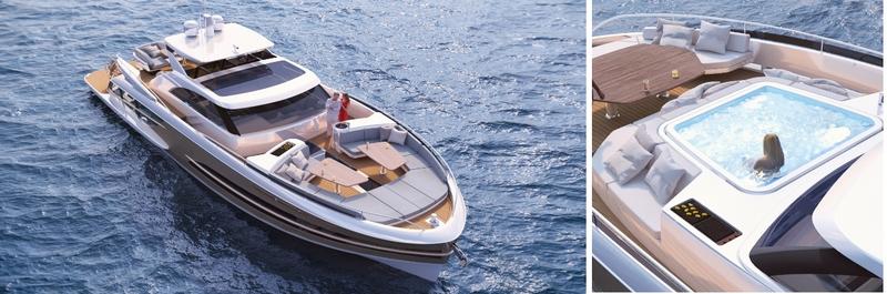 Van der Valk beachclub line of yachts 2017