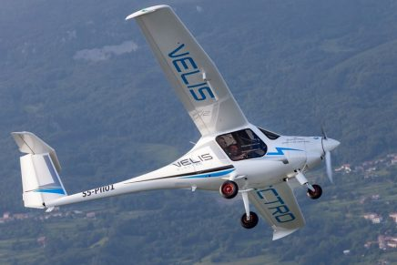 This two-seater is a game-changing electric aircraft in terms of technological innovations and cost-efficiency