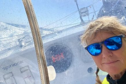 Skipper Pip Hare on the toughest test in sailing: 'It's about coping with adversity – on your own'
