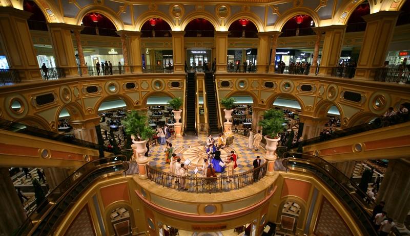 Venetian Macao-Macao-Grreat Hall