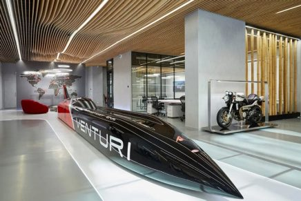 Electric Motorcycle World Speed Record Attempt Postponed