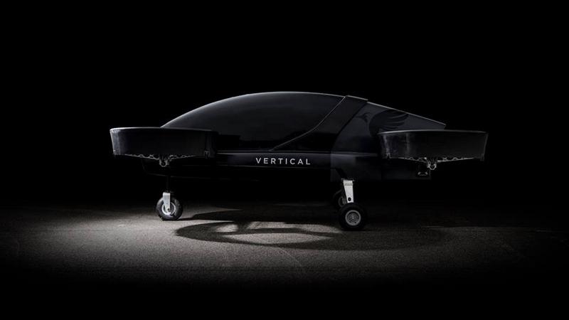 Vertical Aerospace -01