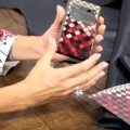 Vertu - Aster Yosegi Wood limited edition luxury phone-