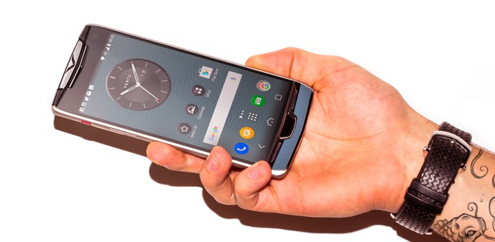 Vertu launches Constellation - the next generation of its high-performance smartphone