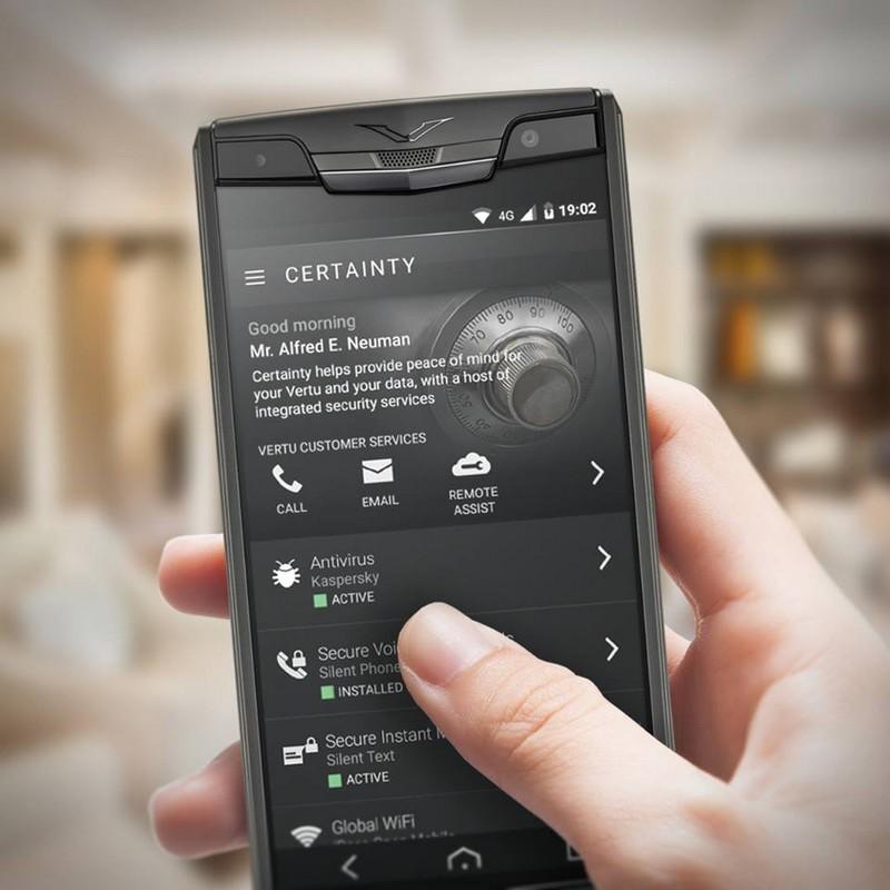Vertu remote assist technology