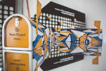 Clicquot Mailbox: Take a look at Veuve Clicquot Re-creation Awards winner
