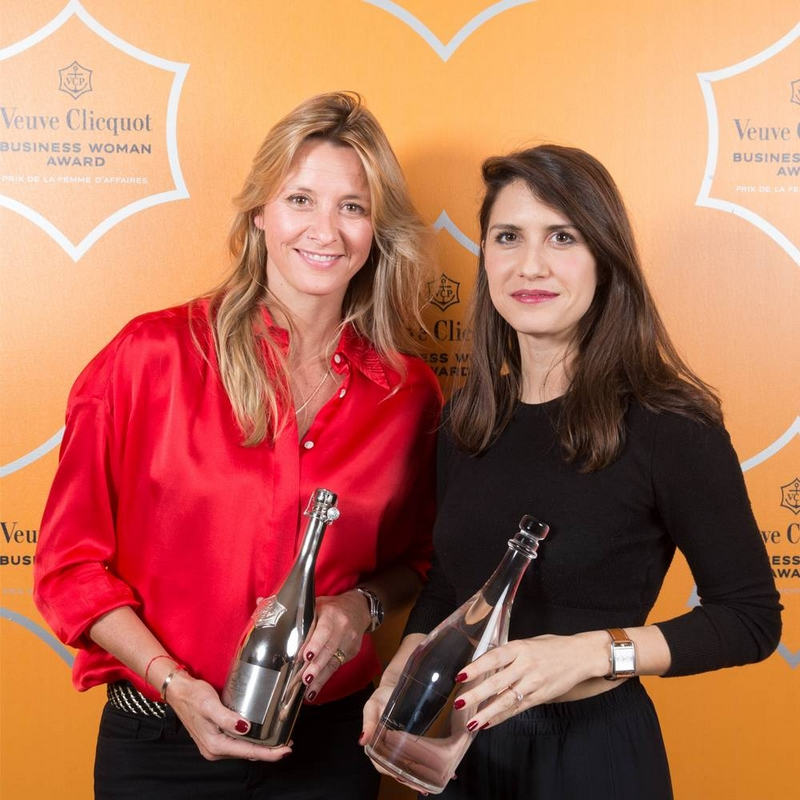 Veuve Clicquot celebrates 45th anniversary of Business Woman Award-
