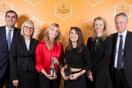 Veuve Clicquot celebrated women entrepreneurs at the 2017 Business Woman Awards. The winners