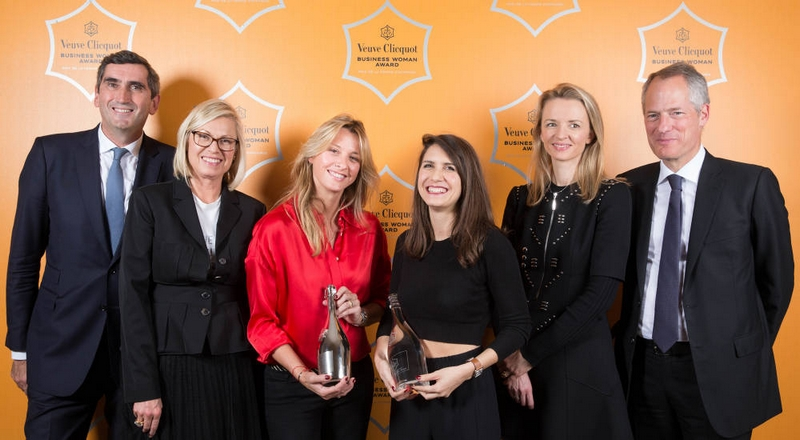 Veuve Clicquot celebrates 45th anniversary of Business Woman Award