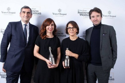 Veuve Clicquot Business Woman Award 2018. The winners