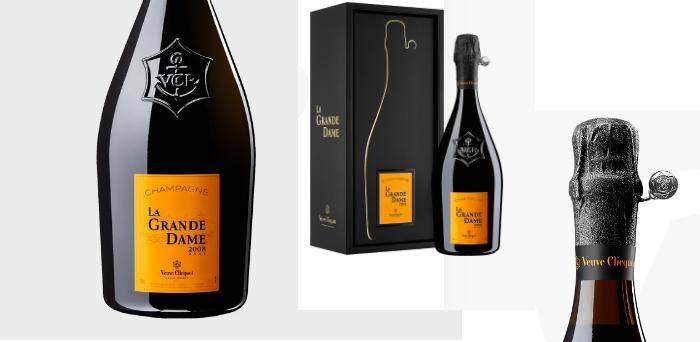Veuve Clicquot unveils La Grande Dame 2008-