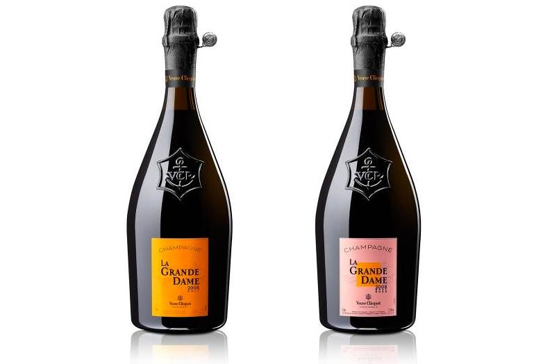 Veuve Clicquot unveils La Grande Dame 2008