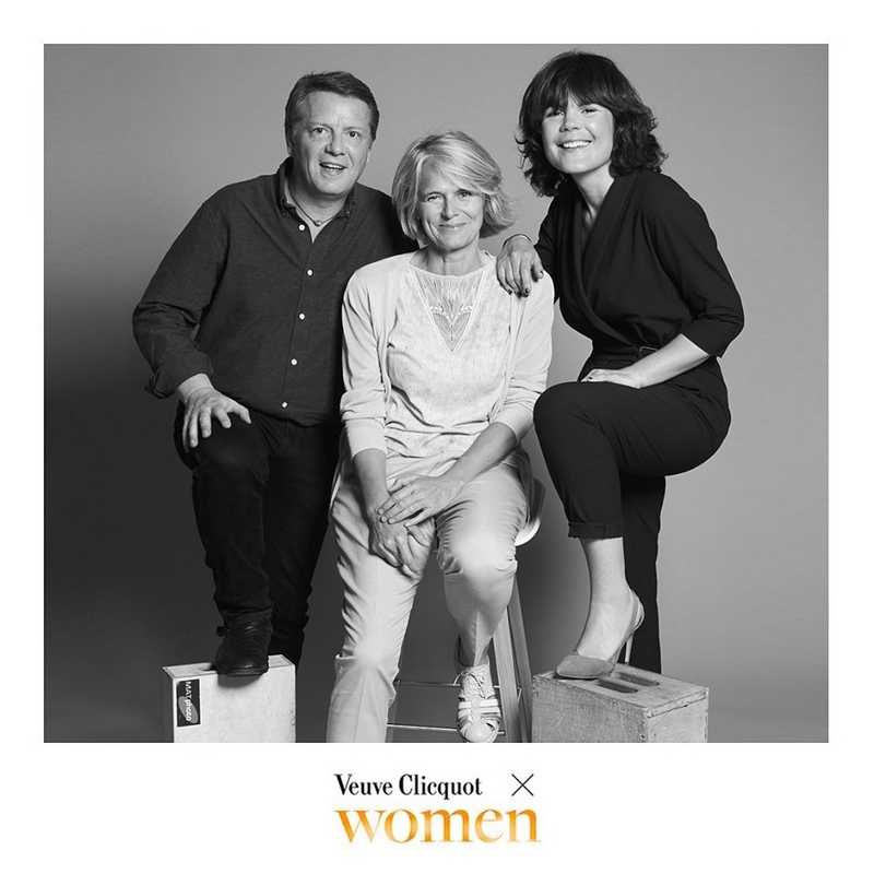 Veuve Clicquot unveils results of its first international female entrepreneurship barometer 2019-04