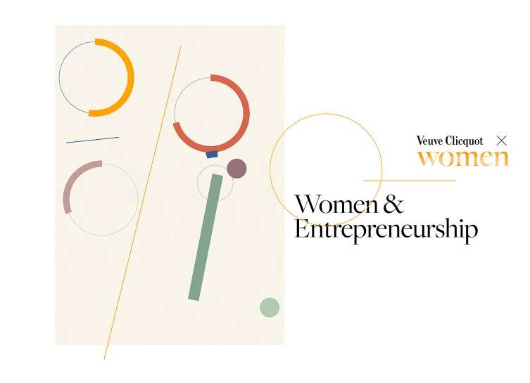 Veuve Clicquot unveils results of its first international female entrepreneurship barometer