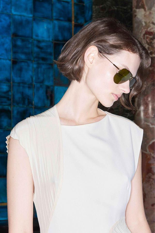 Victoria Beckham's Fall eyewear