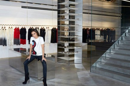 10 things to know about Victoria Beckham's new Dover Street store