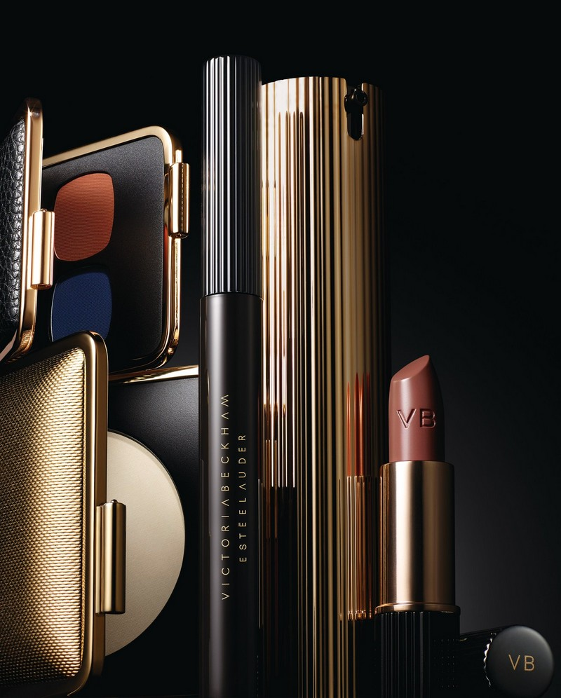 Victoria Beckham is expanding her makeup collection with Estée Lauder-2017