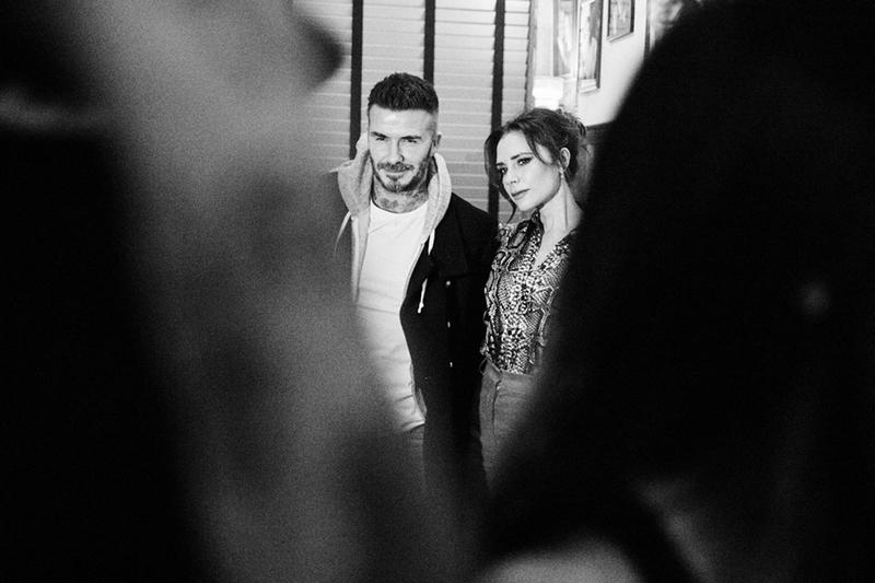 Victoria and David Beckham FB