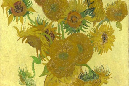Van Gogh's fading Sunflowers… and other tales of decaying art