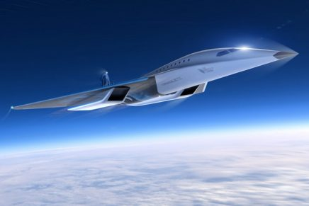This new Mach 3 Aircraft Design will bring Virgin Galactic's High Speed Travel more closer