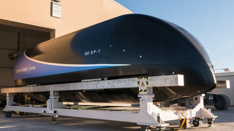 Virgin Hyperloop One XP-1