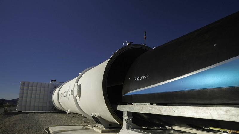 Virgin Hyperloop One,