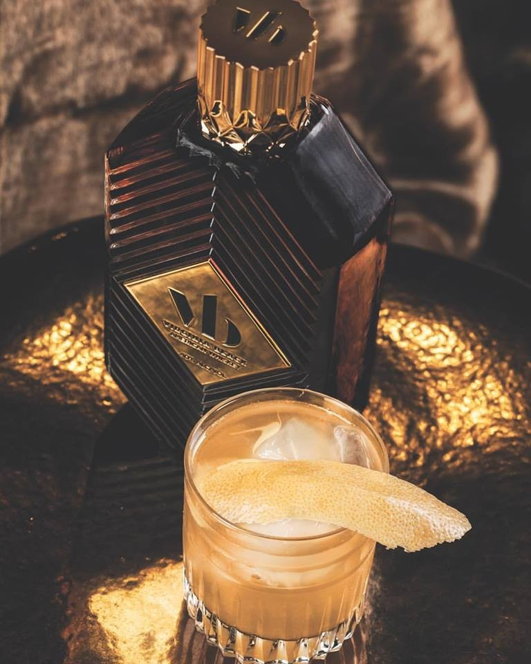 Virginia Black Taste of Honey