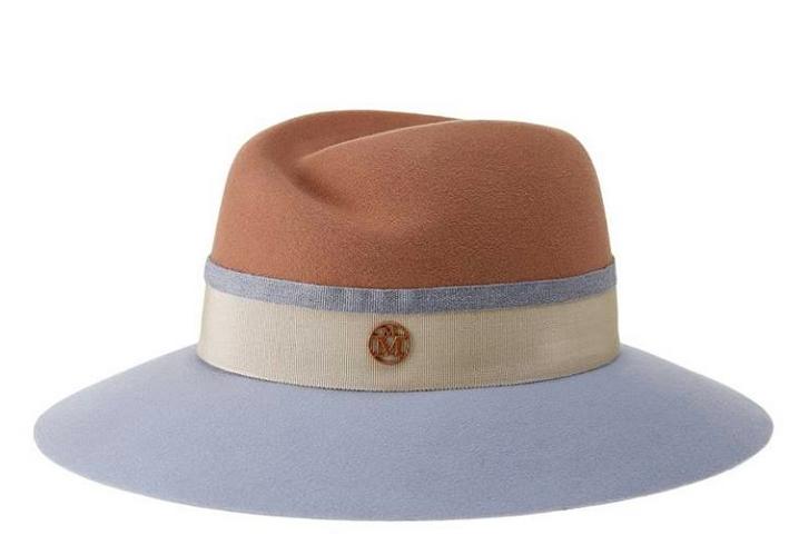 Virginie Hat by Maison Michel