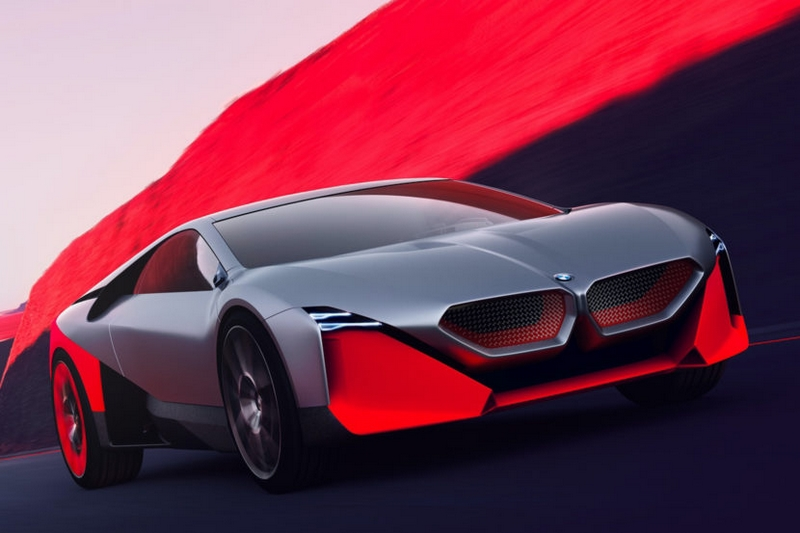 Vision M Next by BMW