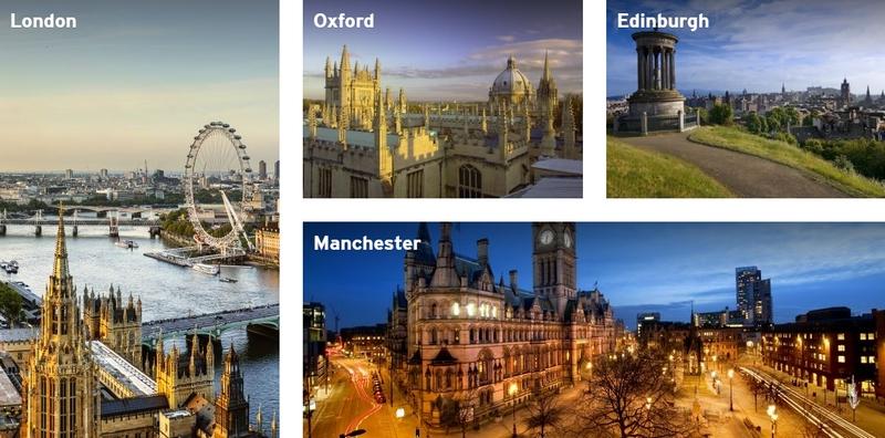 Visit Britain in 2017