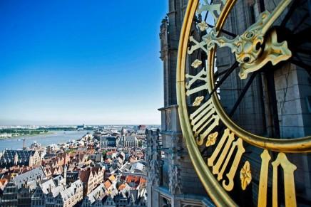 The baroque delights of Antwerp