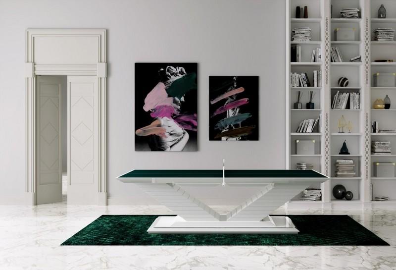 Vismara Design Italy - luxury Mahjong table