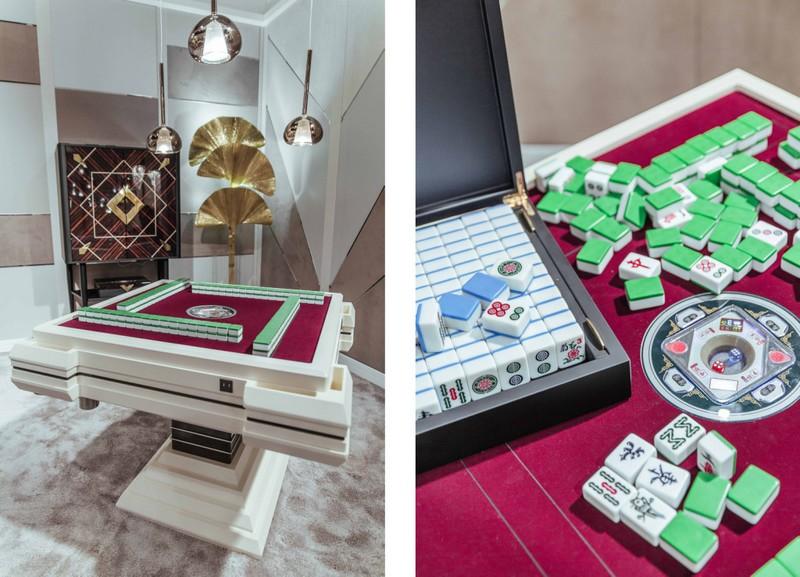 Vismara Design Italy - luxury game rooms and home theatres-Salone del Mobile 2017-