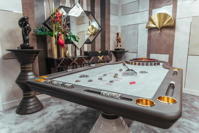 Vismara Design Italy - luxury game rooms and home theatres-Salone del Mobile 2017