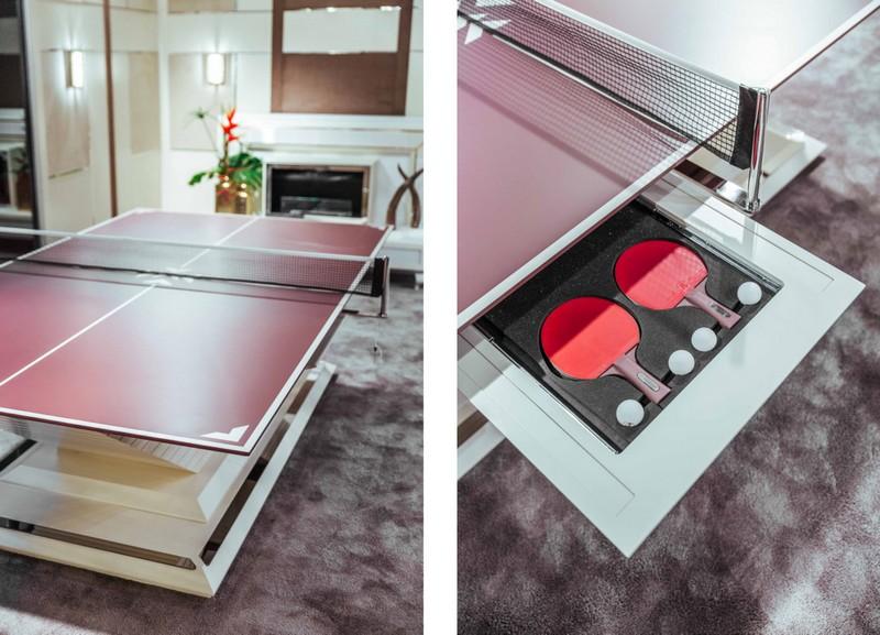 Vismara Design Italy - luxury game rooms and home theatres-Salone del Mobile Milano2017-
