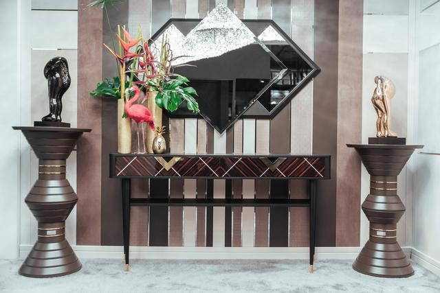Vismara Design - luxury furniture for home entertainment at Salone del Mobile 2017