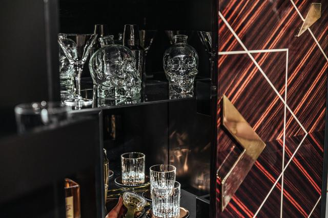 Vismara Design - luxury furniture for home entertainment