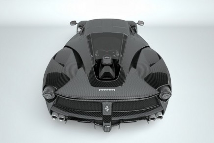 Carbon fibre atelier makes something that is already incredibly rare even rarer